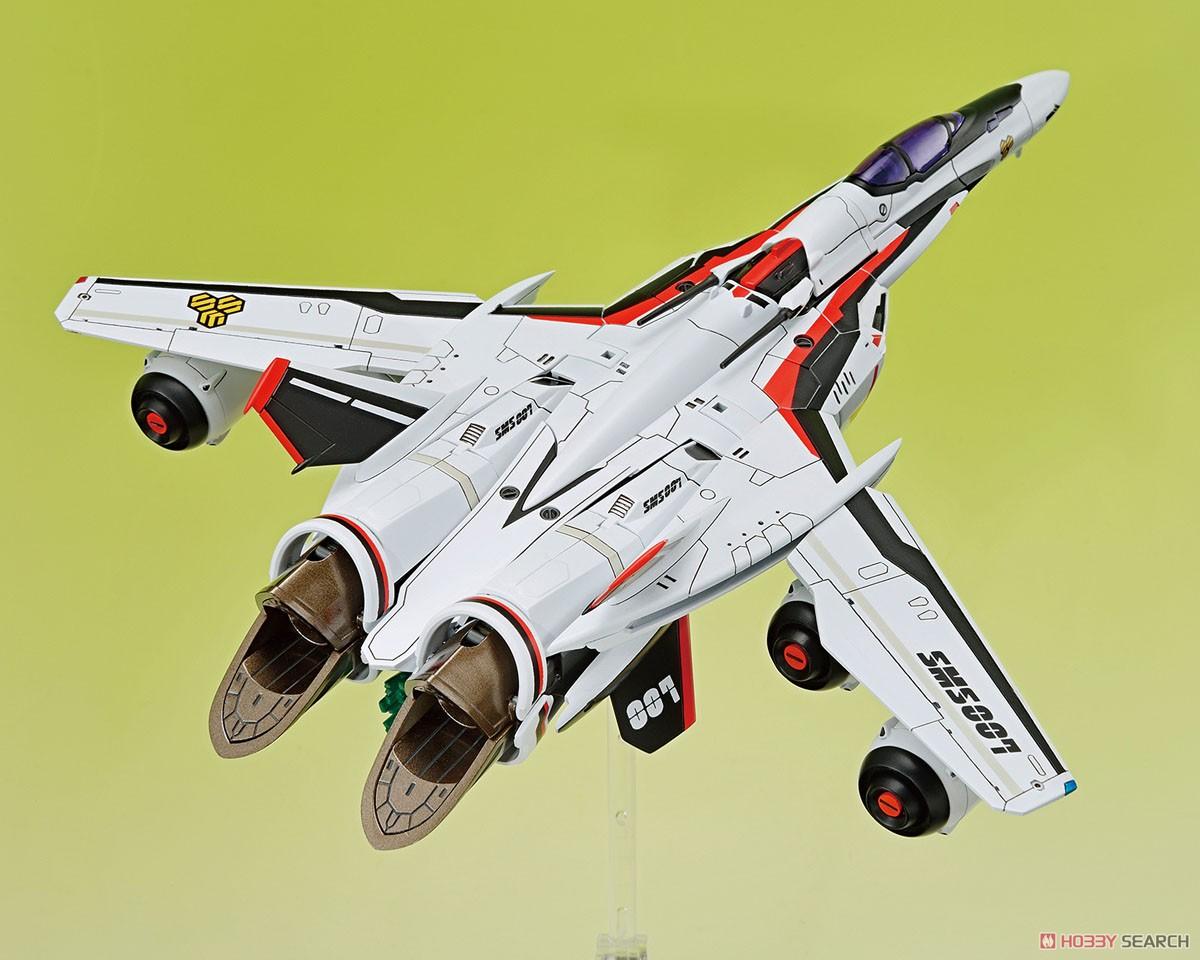ACKS V.F.G.『VF-25F メサイア ランカ・リー』マクロスΔ プラモデル-014