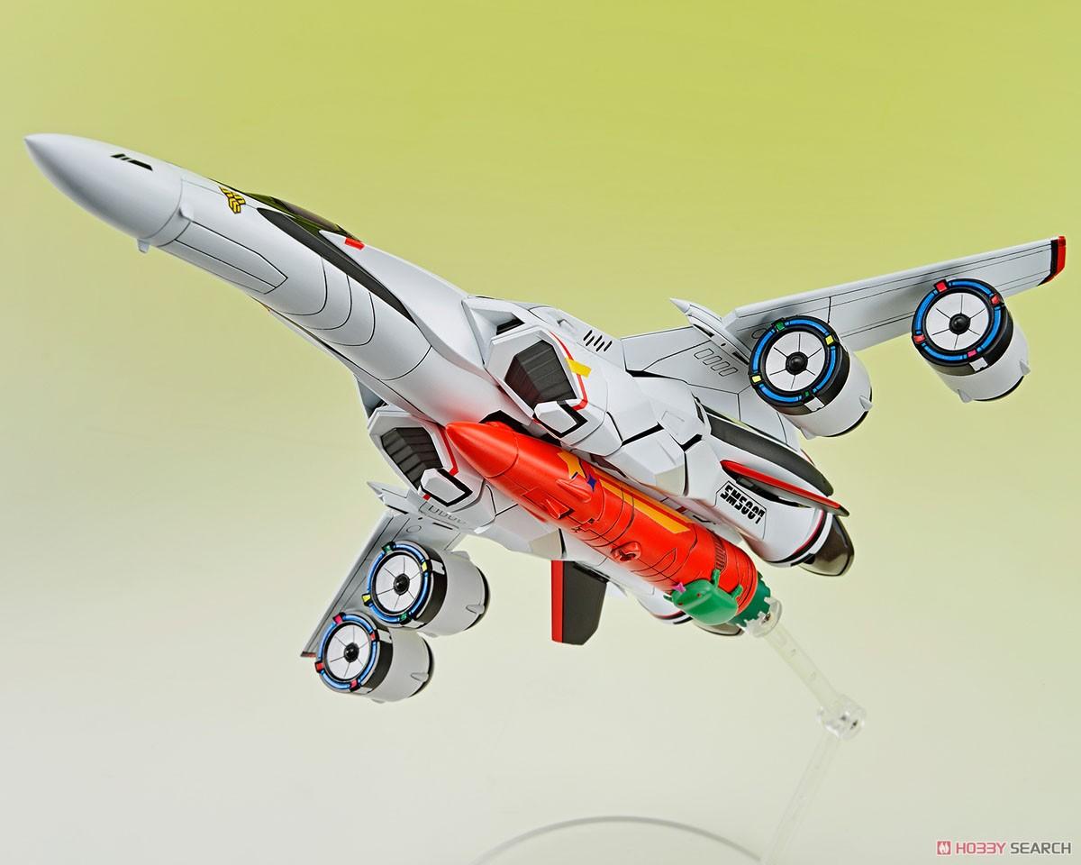 ACKS V.F.G.『VF-25F メサイア ランカ・リー』マクロスΔ プラモデル-015