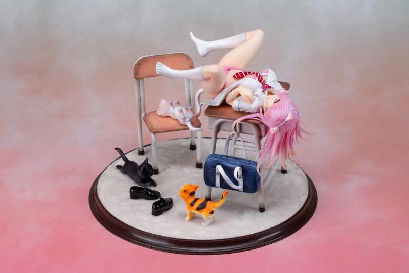 Aimeeリア オリジナルフィギュア『紺野』1/7 完成品フィギュア-003
