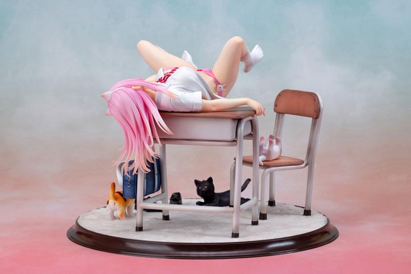 Aimeeリア オリジナルフィギュア『紺野』1/7 完成品フィギュア-009