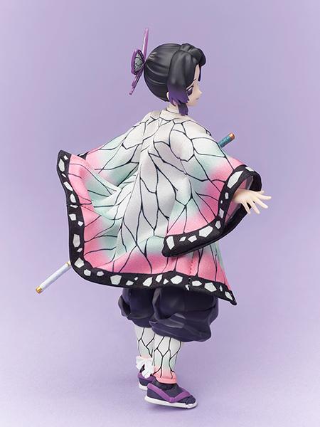 【限定販売】BUZZmod. バズモッド『胡蝶しのぶ』鬼滅の刃 1/12 可動フィギュア-005