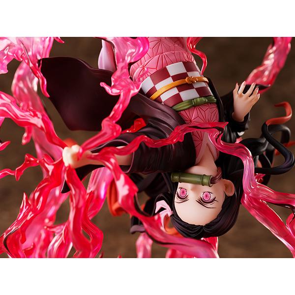 【限定販売】鬼滅の刃『竈門禰豆子〈爆血〉』1/8 完成品フィギュア-005