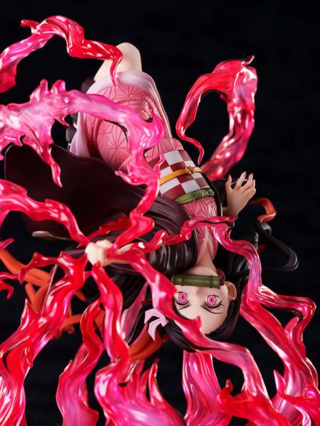 【限定販売】鬼滅の刃『竈門禰豆子〈爆血〉』1/8 完成品フィギュア-008