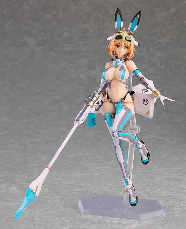 figma『ソフィア・F・シャーリング』バニースーツ プランニング 可動フィギュア-001