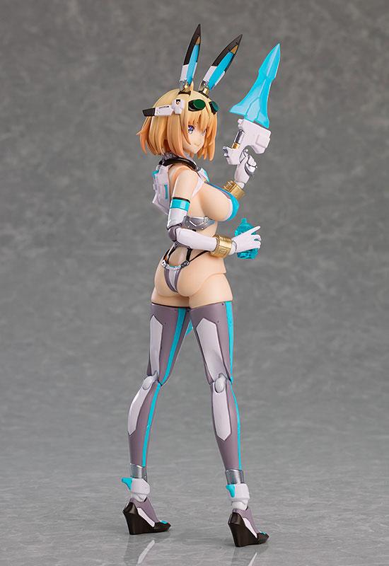 figma『ソフィア・F・シャーリング』バニースーツ プランニング 可動フィギュア-008