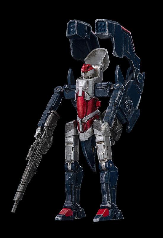ロボ道『ダンクーガ(ケルヴィン・サウ アレンジ版)』超獣機神ダンクーガ 合体変形可動フィギュア-003