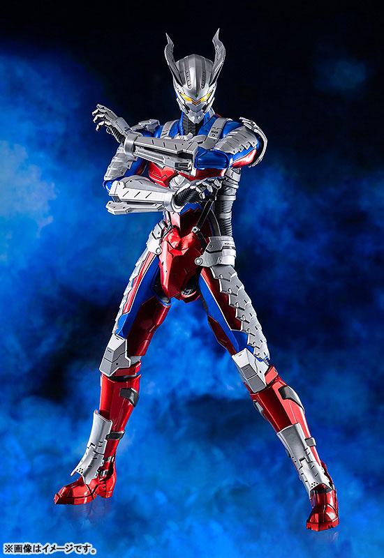 フィグゼロ 『ULTRAMAN SUIT ZERO/ウルトラマンスーツ ゼロ』1/6 可動フィギュア-002