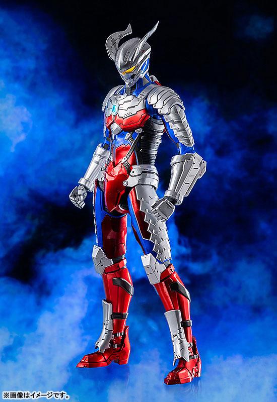 フィグゼロ 『ULTRAMAN SUIT ZERO/ウルトラマンスーツ ゼロ』1/6 可動フィギュア-003