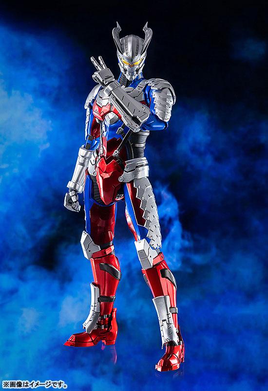 フィグゼロ 『ULTRAMAN SUIT ZERO/ウルトラマンスーツ ゼロ』1/6 可動フィギュア-004