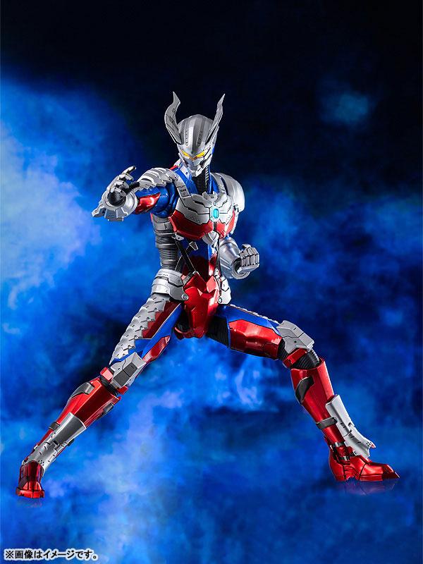 フィグゼロ 『ULTRAMAN SUIT ZERO/ウルトラマンスーツ ゼロ』1/6 可動フィギュア-005