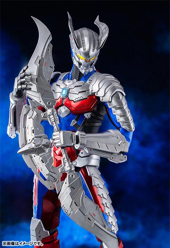 フィグゼロ 『ULTRAMAN SUIT ZERO/ウルトラマンスーツ ゼロ』1/6 可動フィギュア-008