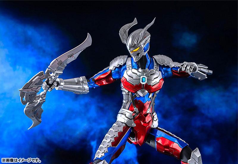フィグゼロ 『ULTRAMAN SUIT ZERO/ウルトラマンスーツ ゼロ』1/6 可動フィギュア-009