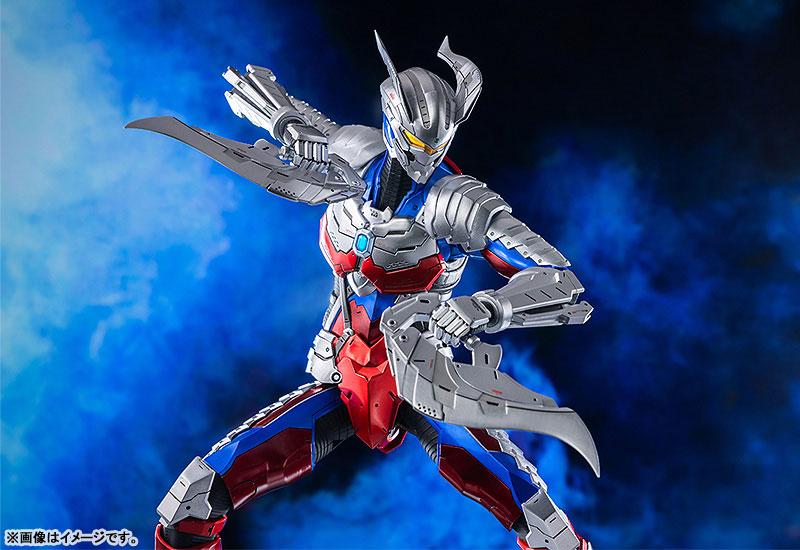 フィグゼロ 『ULTRAMAN SUIT ZERO/ウルトラマンスーツ ゼロ』1/6 可動フィギュア-010