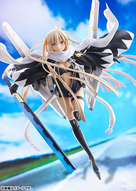 Fate/Grand Order『アサシン/オキタ・J・ソウジ』1/7 完成品フィギュア-008