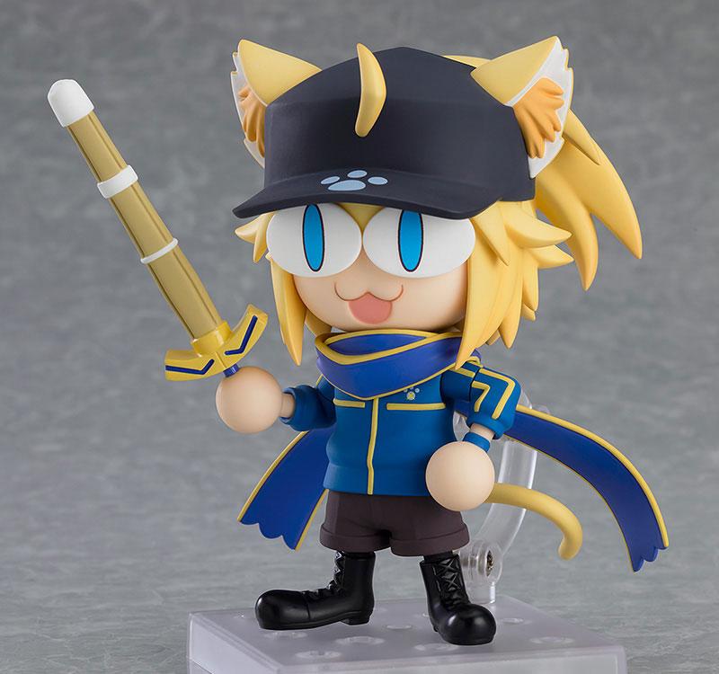 ねんどろいど『謎のネコX』Fate/Grand Carnival デフォルメ可動フィギュア-002