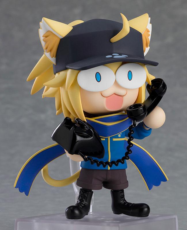 ねんどろいど『謎のネコX』Fate/Grand Carnival デフォルメ可動フィギュア-005