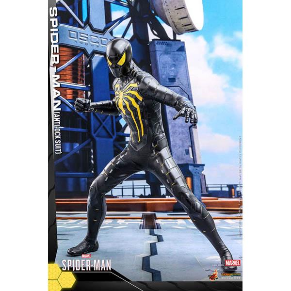 ビデオゲーム・マスターピース『スパイダーマン(アンチオック・スーツ版)』Marvel's Spider-Man 1/6 可動フィギュア