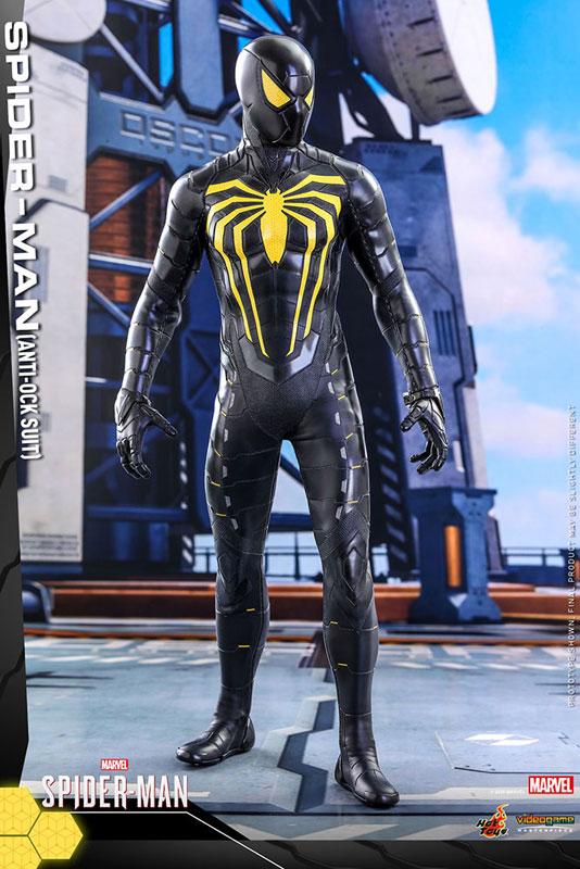 ビデオゲーム・マスターピース『スパイダーマン(アンチオック・スーツ版)』Marvel's Spider-Man 1/6 可動フィギュア-001