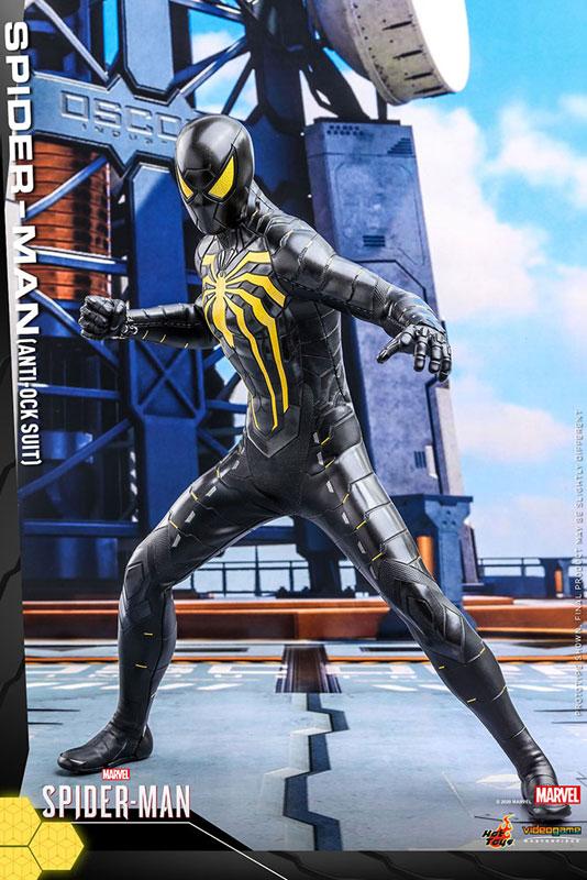 ビデオゲーム・マスターピース『スパイダーマン(アンチオック・スーツ版)』Marvel's Spider-Man 1/6 可動フィギュア-002