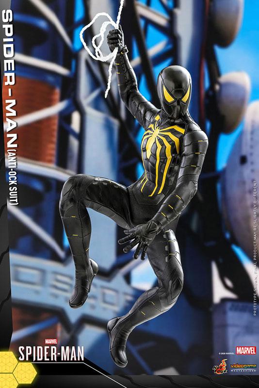 ビデオゲーム・マスターピース『スパイダーマン(アンチオック・スーツ版)』Marvel's Spider-Man 1/6 可動フィギュア-003