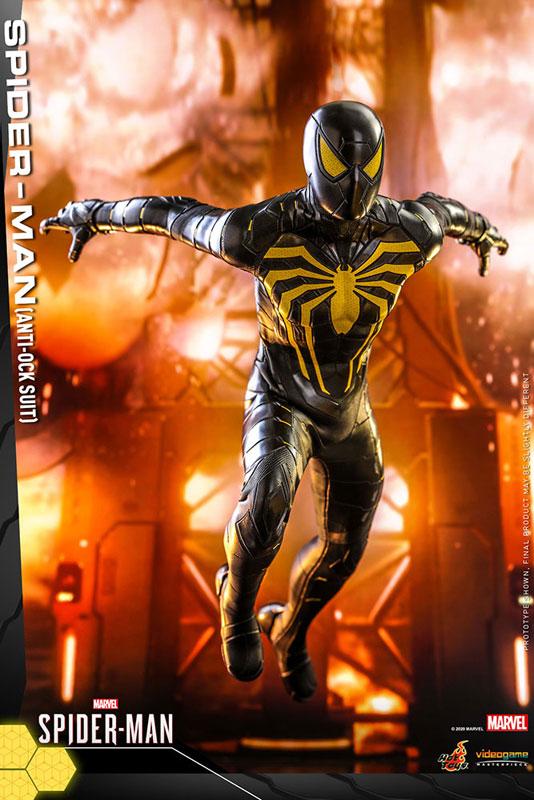ビデオゲーム・マスターピース『スパイダーマン(アンチオック・スーツ版)』Marvel's Spider-Man 1/6 可動フィギュア-005