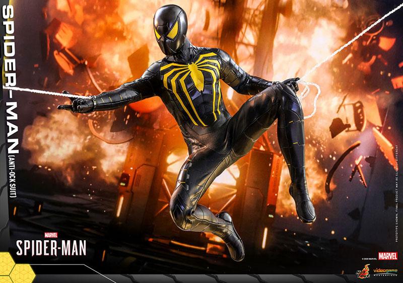 ビデオゲーム・マスターピース『スパイダーマン(アンチオック・スーツ版)』Marvel's Spider-Man 1/6 可動フィギュア-006