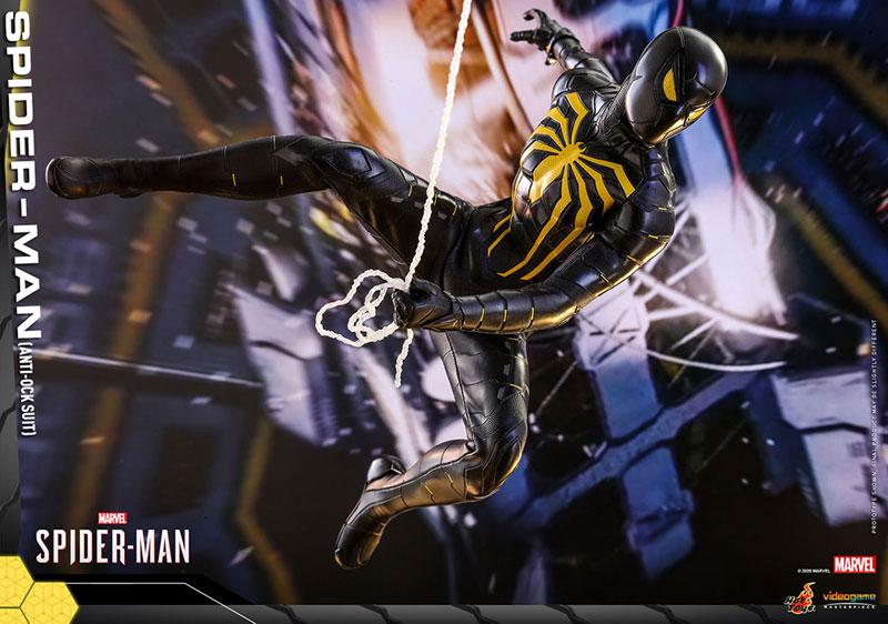 ビデオゲーム・マスターピース『スパイダーマン(アンチオック・スーツ版)』Marvel's Spider-Man 1/6 可動フィギュア-007