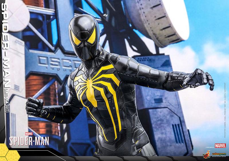 ビデオゲーム・マスターピース『スパイダーマン(アンチオック・スーツ版)』Marvel's Spider-Man 1/6 可動フィギュア-008