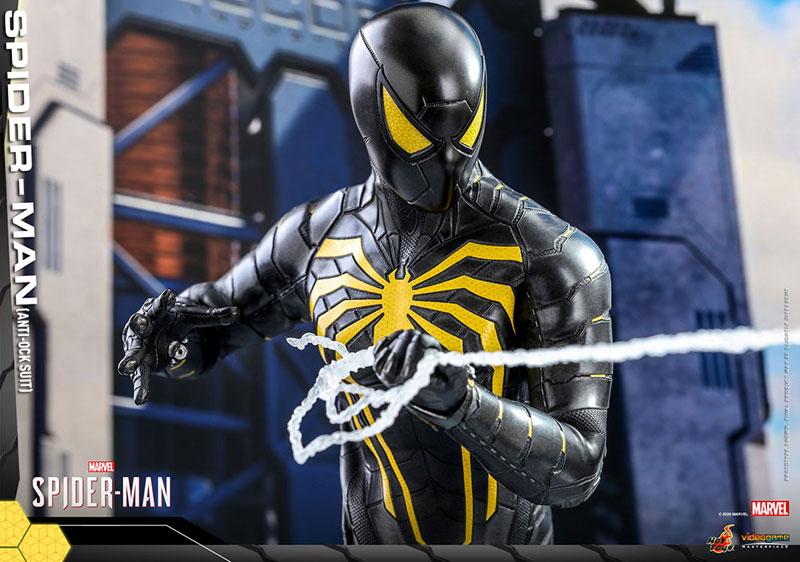 ビデオゲーム・マスターピース『スパイダーマン(アンチオック・スーツ版)』Marvel's Spider-Man 1/6 可動フィギュア-009
