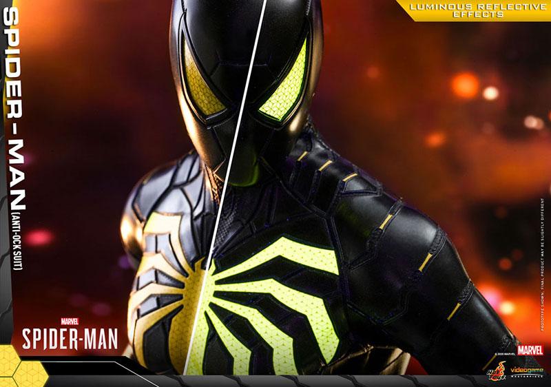 ビデオゲーム・マスターピース『スパイダーマン(アンチオック・スーツ版)』Marvel's Spider-Man 1/6 可動フィギュア-010