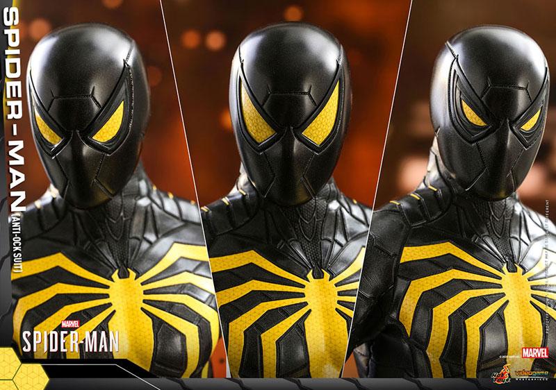 ビデオゲーム・マスターピース『スパイダーマン(アンチオック・スーツ版)』Marvel's Spider-Man 1/6 可動フィギュア-011