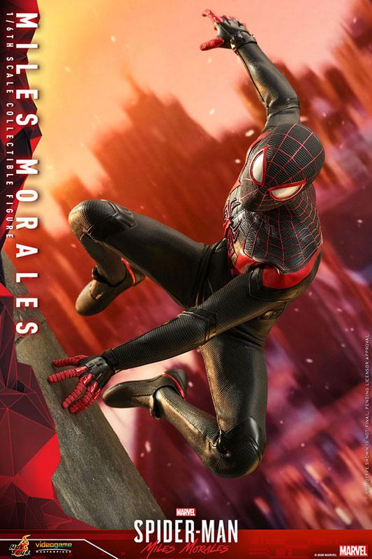 ビデオゲーム・マスターピース『マイルス・モラレス/スパイダーマン』Marvel's Spider-Man 1/6 可動フィギュア-001