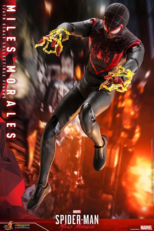 ビデオゲーム・マスターピース『マイルス・モラレス/スパイダーマン』Marvel's Spider-Man 1/6 可動フィギュア-002