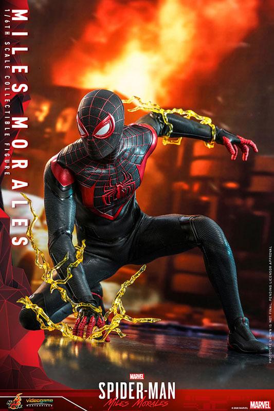 ビデオゲーム・マスターピース『マイルス・モラレス/スパイダーマン』Marvel's Spider-Man 1/6 可動フィギュア-005