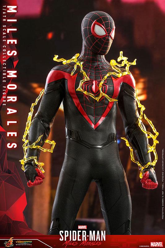ビデオゲーム・マスターピース『マイルス・モラレス/スパイダーマン』Marvel's Spider-Man 1/6 可動フィギュア-007
