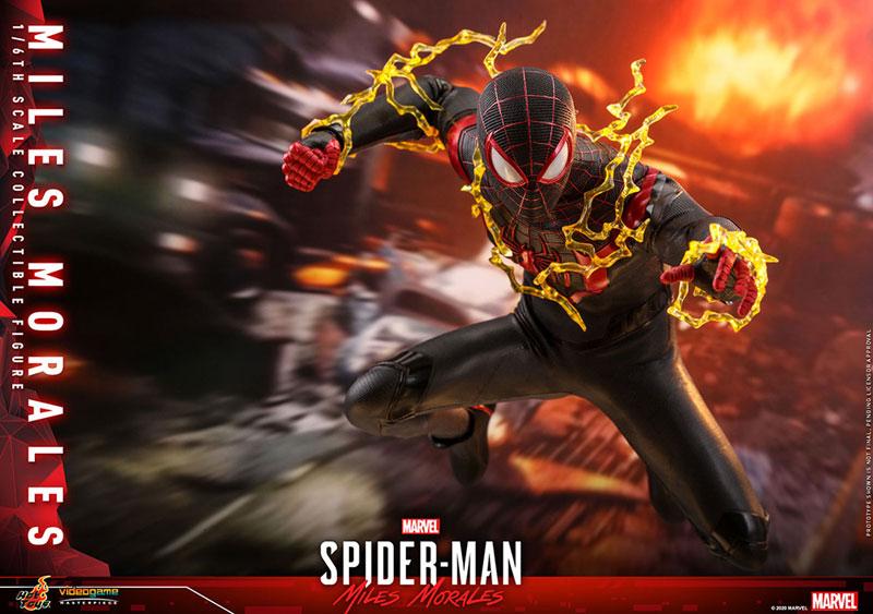 ビデオゲーム・マスターピース『マイルス・モラレス/スパイダーマン』Marvel's Spider-Man 1/6 可動フィギュア-013