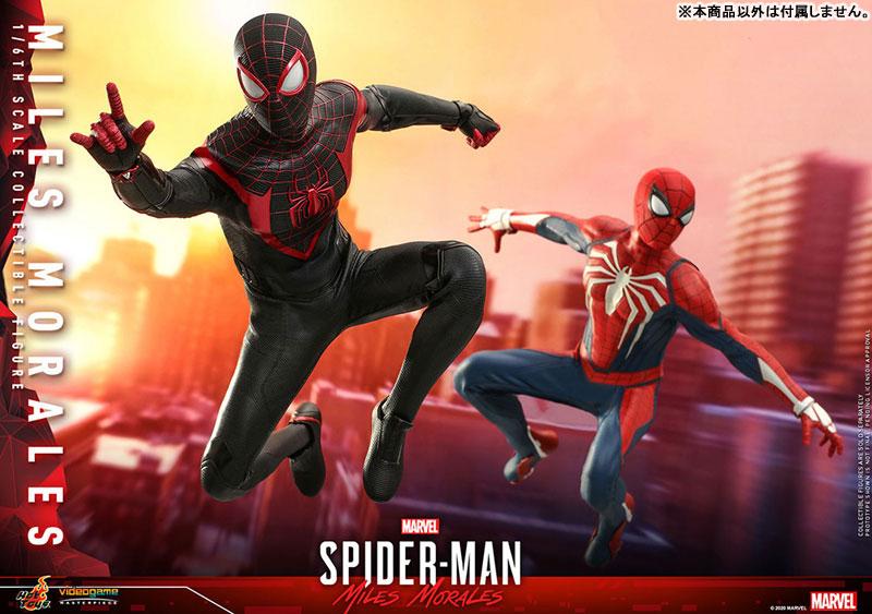 ビデオゲーム・マスターピース『マイルス・モラレス/スパイダーマン』Marvel's Spider-Man 1/6 可動フィギュア-018