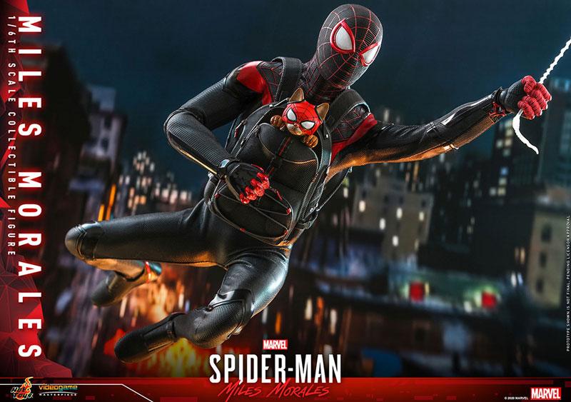 ビデオゲーム・マスターピース『マイルス・モラレス/スパイダーマン』Marvel's Spider-Man 1/6 可動フィギュア-020
