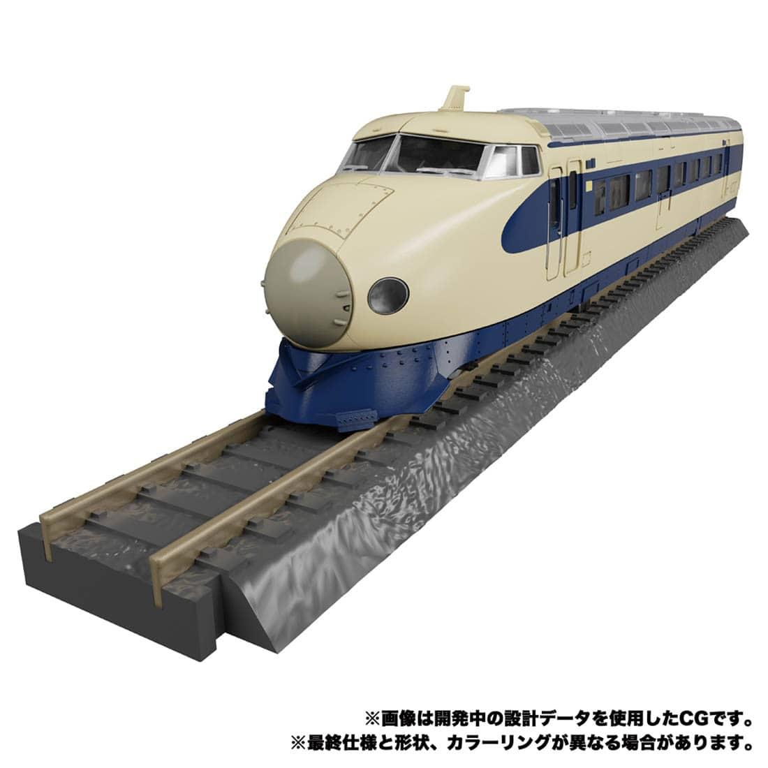 トランスフォーマー マスターピースG『MPG-01 トレインボット ショウキ』可変可動フィギュア-002