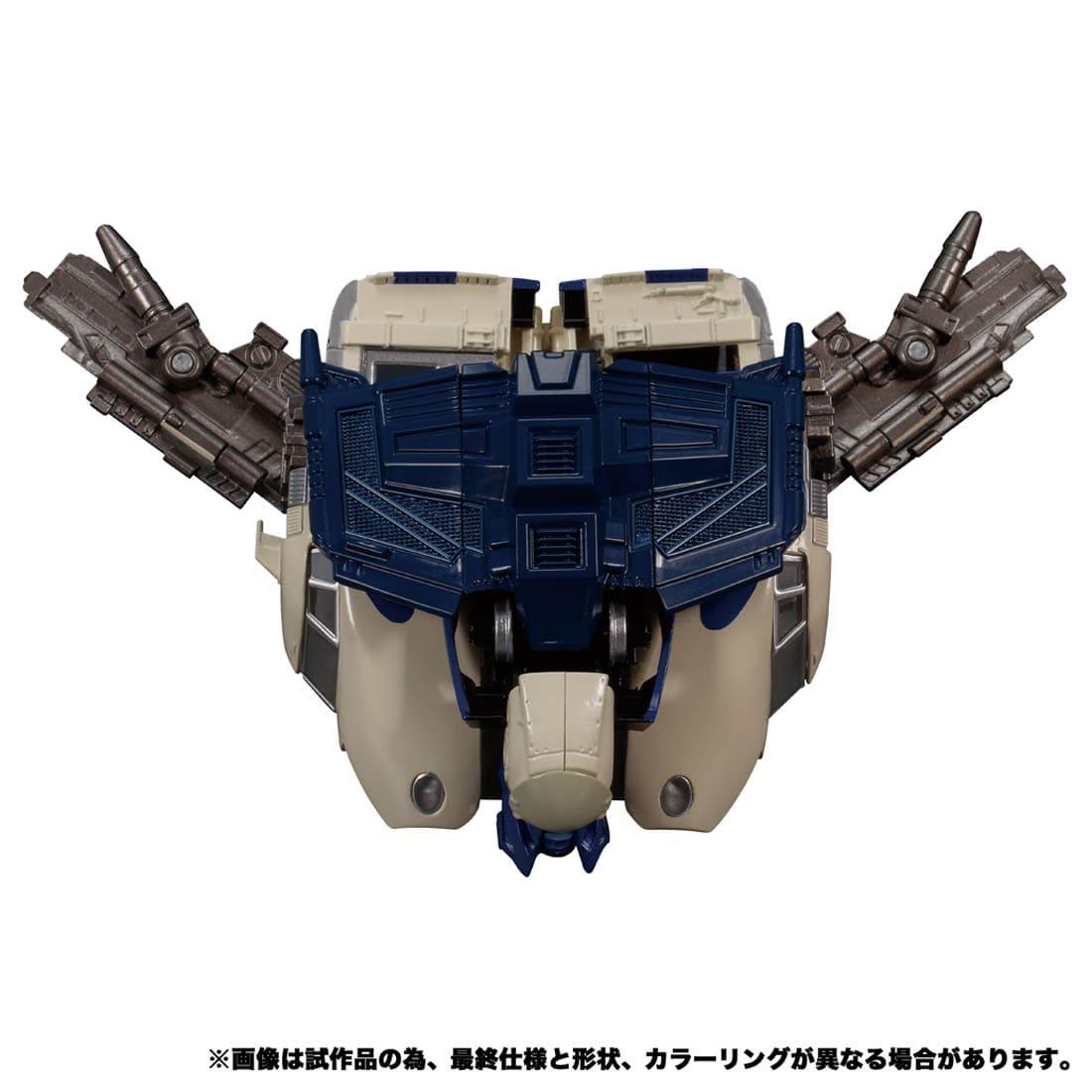 トランスフォーマー マスターピースG『MPG-01 トレインボット ショウキ』可変可動フィギュア-003
