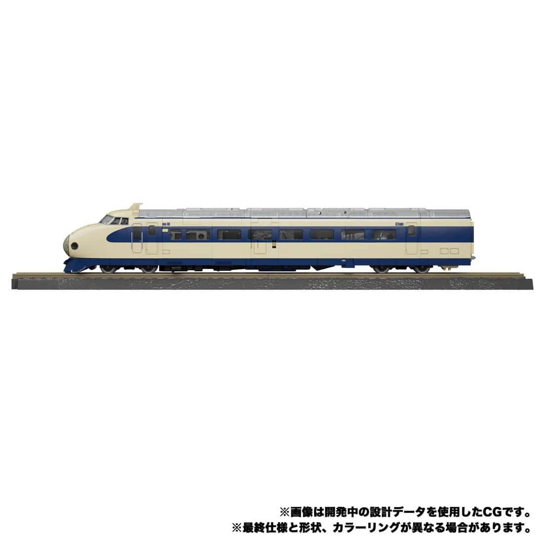 トランスフォーマー マスターピースG『MPG-01 トレインボット ショウキ』可変可動フィギュア-008
