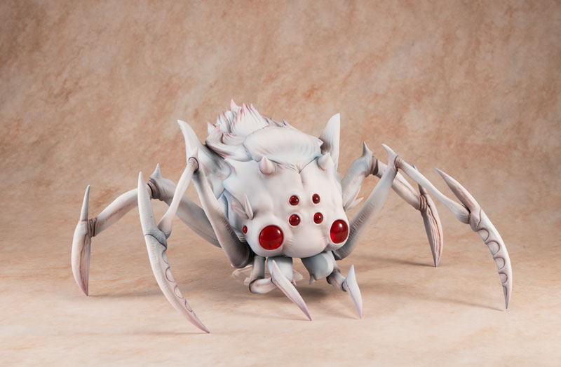KDcolle『原作版 「私」アラクネ/白織』蜘蛛ですが、なにか? 1/7 完成品フィギュア-011