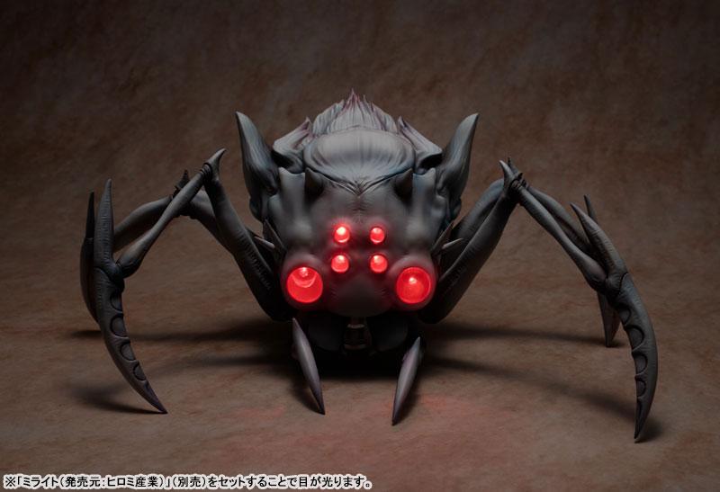 KDcolle『原作版 「私」アラクネ/白織』蜘蛛ですが、なにか? 1/7 完成品フィギュア-013
