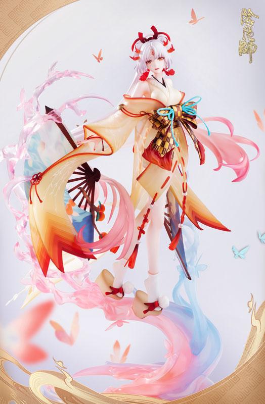 【限定販売】陰陽師本格幻想RPG『不知火 火蝶炎舞』1/8 完成品フィギュア-001