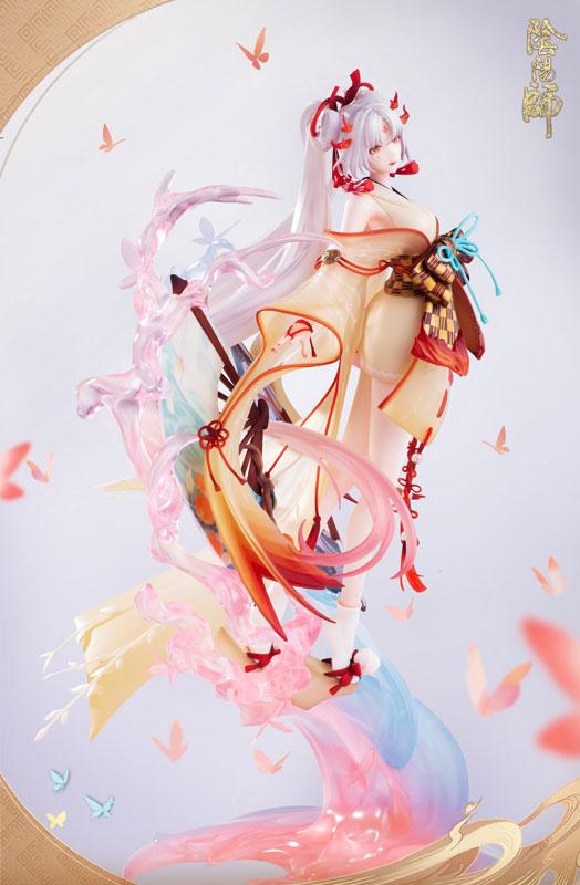 【限定販売】陰陽師本格幻想RPG『不知火 火蝶炎舞』1/8 完成品フィギュア-005