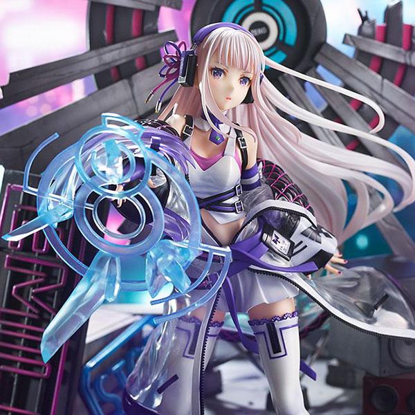 【限定販売】Re:ゼロから始める異世界生活『エミリア -Neon City Ver.-』1/7 完成品フィギュア
