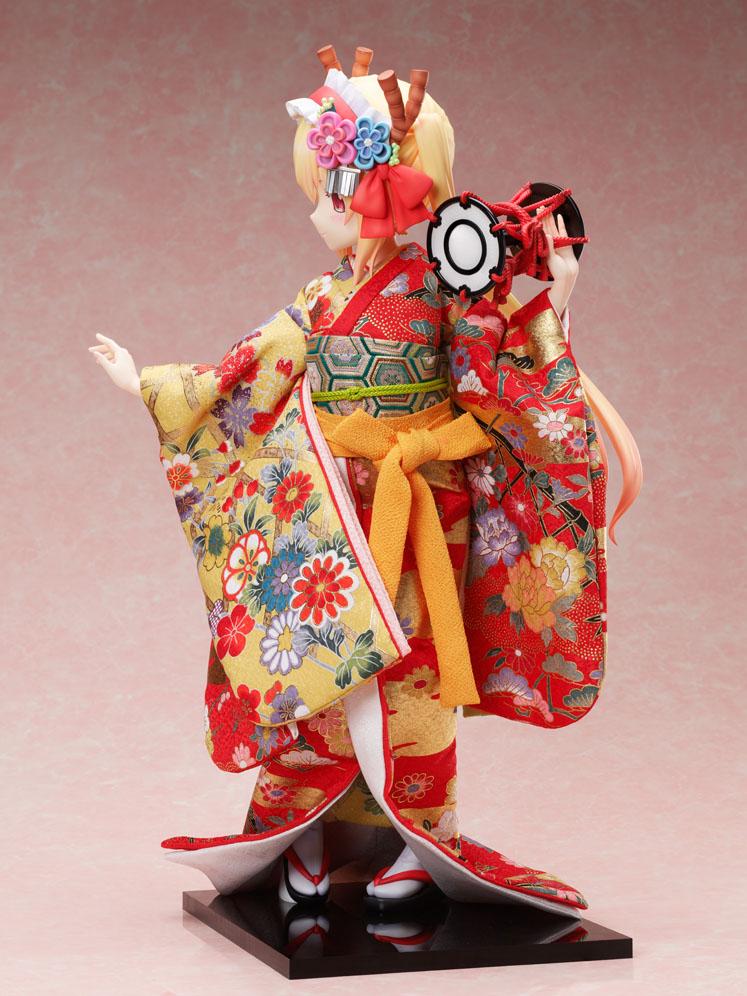 吉徳×F:NEX『トール  -日本人形-』小林さんちのメイドラゴン 1/4 完成品フィギュア-005
