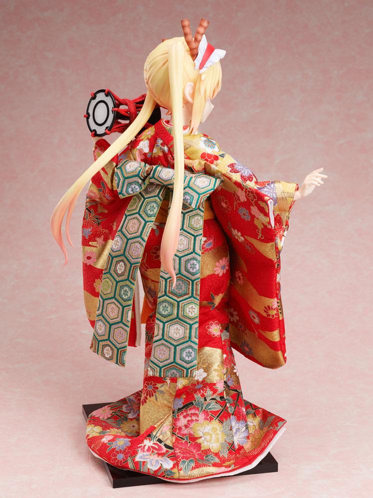 吉徳×F:NEX『トール  -日本人形-』小林さんちのメイドラゴン 1/4 完成品フィギュア-006