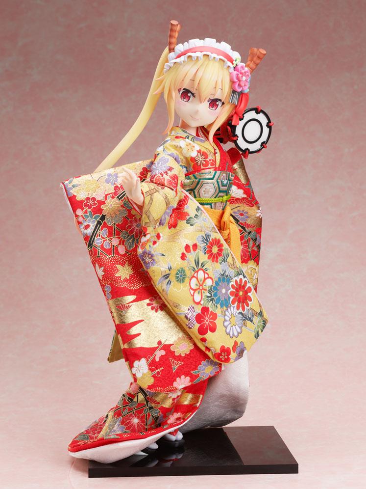 吉徳×F:NEX『トール  -日本人形-』小林さんちのメイドラゴン 1/4 完成品フィギュア-007