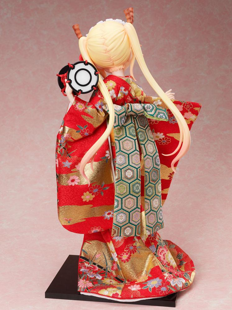 吉徳×F:NEX『トール  -日本人形-』小林さんちのメイドラゴン 1/4 完成品フィギュア-010